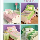 MCCALL'S M6718 PATTERN FOR BEDROOM FURNITURE AND BED LINENS FOR 18 INCH DOLL