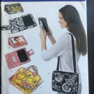 SIMPLICITY 1630 CRAFT SEWING PATTERN- COVERS FOR E BOOK READERS & TABLET CARRY CASE