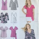 SIMPLICITY 1916 Sewing pattern for Misses' Knit Top,  SZ 6 - 14