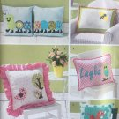 SIMPLICITY 1929 Sewing Pattern for -  APPLIQUED PILLOWS