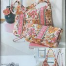 SIMPLICITY 2201 SEWING PATTER FOR BAGS IN FOUR STYLES