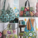 SIMPLICITY 2396 Sewing Pattern for Tote Bags in 4 Different Styles