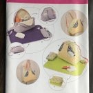 Simplicity 8031` Sewing Pattern for Baby Accessories... Diaper Bags & Changing Pad