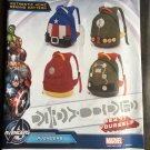 SIMPLICITY 8108 SEWING PATTERN FOR MARVEL AVENGERS BACKPACKS