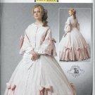 BUTTERICK B5543 MISSES' Dress  COSTUMES-Civil War  SZ 14-20