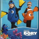 "Simplicity 8239 Toddler's Cosutme Pattern for ""Dory & Nemo"" Size 1/2 to 4"