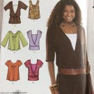 SIMPLICITY 3790 Sewing pattern for Misses' Knit Top,  SZ 6 - 14