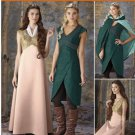 Simplicity 1008 Sewing Pattern for Costume for Cosplay/Midieval Outfit SZ 6 - 12