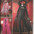 Simplicity 1029 Costume Sewing Pattern for Misses Capes SZ one size fits most
