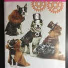 SIMPLICITY 1031 SEWING PATTERN FOR DOG COSTUMES SIZE S, M, L