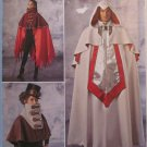 SIMPLICITY 1040 SEWING COSTUME PATTERN FOR UNISEX CAPES  SZ (30-32) (34-36) (38-40) (42-44) (46-48)