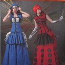 Simplicity 1095 Misses' Cosplay sewing Pattern SZ 6 - 14