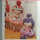 "SIMPLICITY 1341 Craft Sewing Pattern for 22"" stuffed doll"