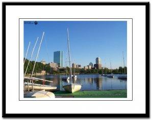 Boston Sunset Picture