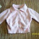 12-18m pink sweater