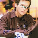 Poker Pro John Juanda Signed 4x6 Photo