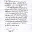 Susan Atkins Typed Letter Signed