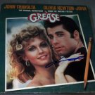 Grease Album Signed by John Travolta