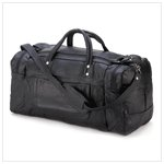 Genuine Leather Sports Bag