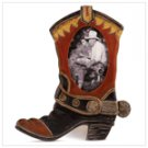 Cowboy Boot Photo Frame