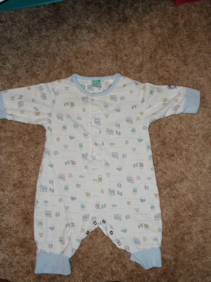 Mc Baby Sleepwear