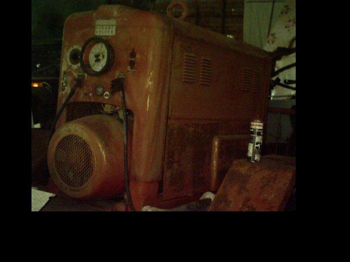1945 Hobart Portable Welder Generator