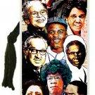 Black History Month Leaders Bookmark