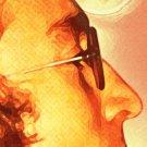 John Lennon Bookmark
