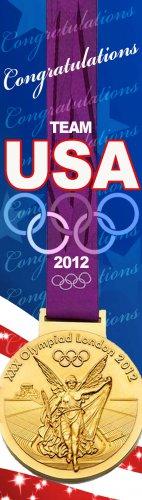 Team USA 2012 Olympics Bookmark