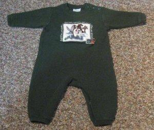Boys 6 month Warner Bros. jumpsuit