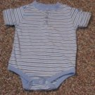 Boys 6-9 month Faded Glory onsie
