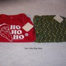 Boys 3-6 month Old Navy holiday onsies, set of 2 - NWT