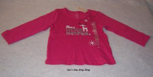 Girls 18-24 month long sleeve Old Navy shirt - NWT