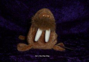 Paul the Walrus beanie baby - NWMT