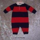 Boys 3-6 month Sesame Street jumpsuit
