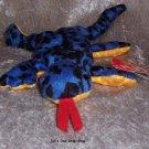 Lizzy the Lizard beanie baby - NWT