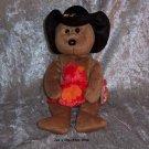 Plymouth the Bear beanie baby - NWT