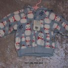 Boys 0-3 month Old Navy sweater - NWT