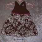 Girls 6 month Genuine Baby dress set - NWT