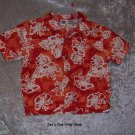 Boys 18 month Faded Glory hawaiian shirt