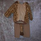 24 month Lion costume