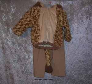 24 month Lion costume
