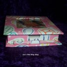 Pink Gift Box w/Picture Holder - NEW!!