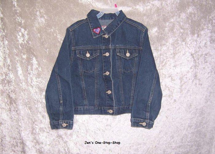 Girls Size 7 Old Navy jean jacket