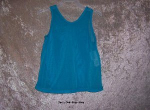 Girls 24 month bright blue swimsuit cover-up