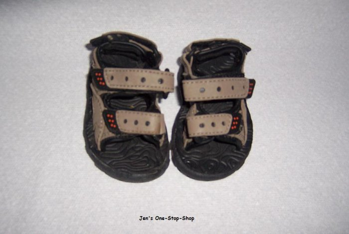 Boys (Infant) Size 3 Faded Glory Sandals - Never Worn!!