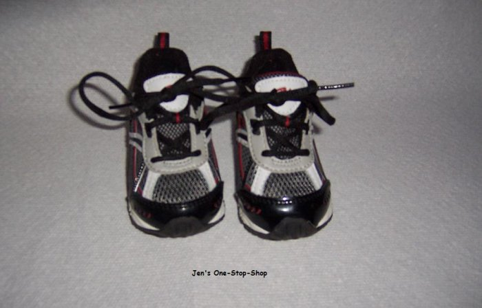 Boys (Infant) Size 4 Athletic Works tennis shoes - Still New!!