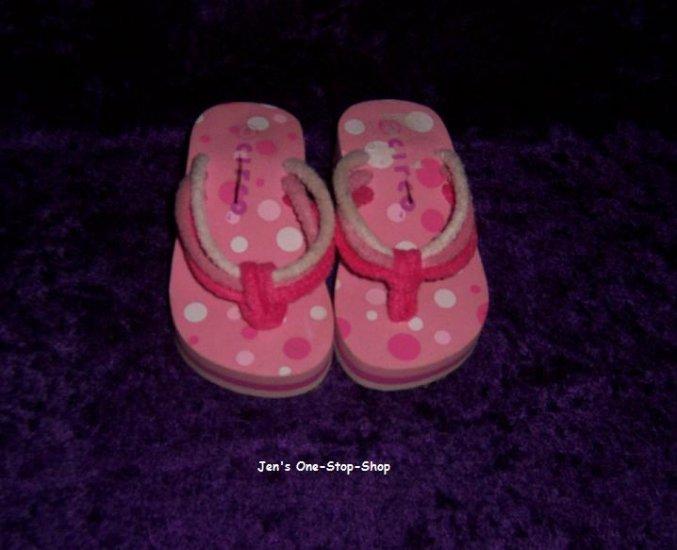 Girls (Infant/Toddler) size 5 Circo Flip Flop Sandals