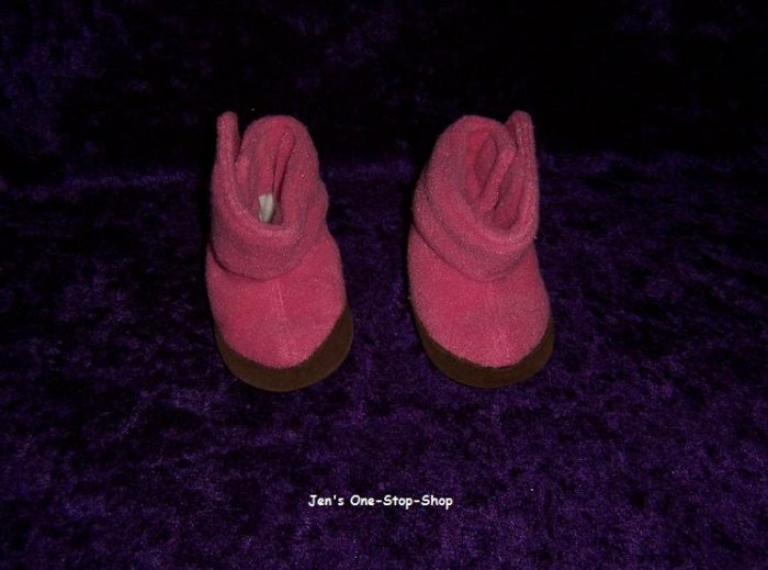 Girls size 1 (Infant) Baby Gap shoes/booties