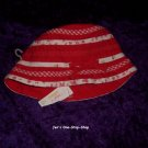 Girls 0-3 month Gymboree hat - NWT!